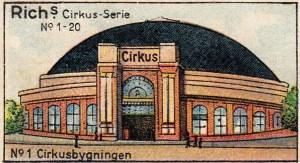 Cirque de Copenhague - illustration