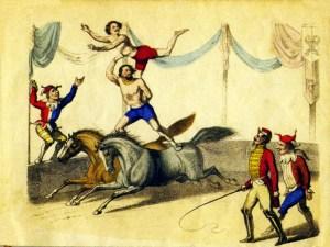 Au Cirque Olympique - Antonio Franconi