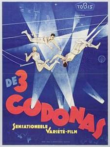 Affiche du film Die 3 Codonas - Codona