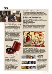 Antiquités Brocantes - jan 2017 - Articles parus