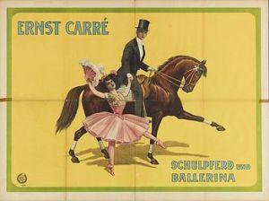Ernst Carré - Haute école