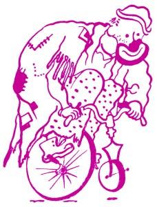 Joe Jackson par Serge - cyclistes