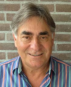Henk van den Berg, auteur et éditeur hollandais