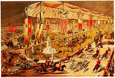 Roman Hippodrome de Phineas T. Barnum