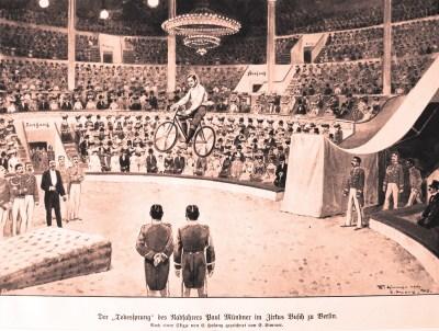 Münder - Année 1903