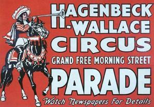 Hagenbeck - Wallace Circus - Hagenbeck