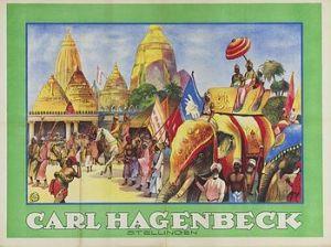 Hagenbeck Féérie indienne