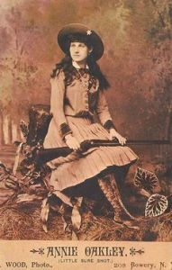 Annie Oakley - photo