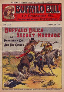 Buffalo Bill's secret message