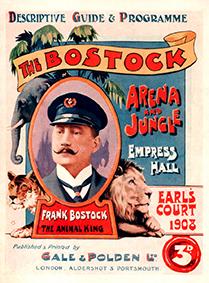 Bostock à l'Hippodrome de la Place Clichy