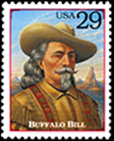 Buffalo  Bill, de la réalité à la légende