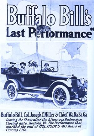 Buffalo Bill - Last show