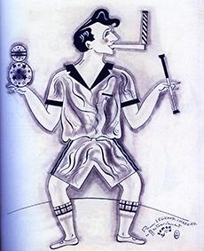 Enrico Rastelli, le meilleur jongleur de tous les temps