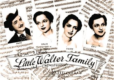 Little Walter Junior - sa musique et ses filles
