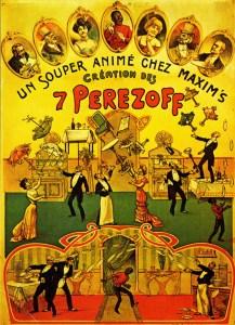 Les 7 Perezoff - Année 1905