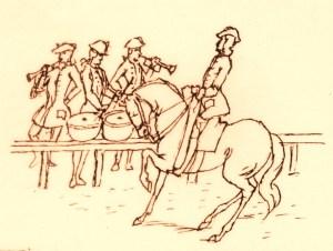 Jacob Bates - premiers cirques en Russie