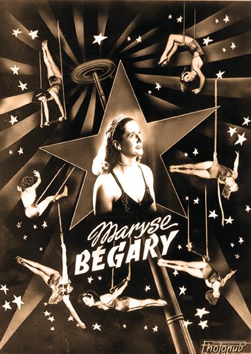 Maryse Begary - photo montage