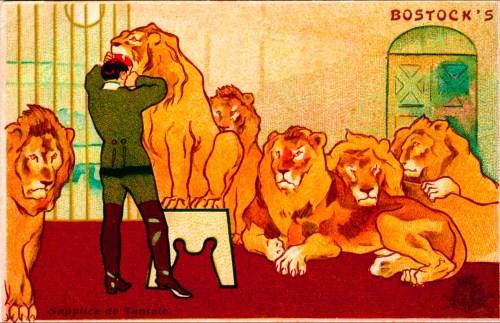 Jack Bonavita - dompteurs de Bostock