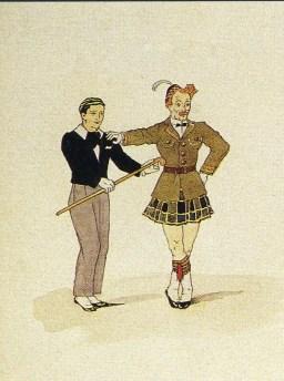 Gray et Nello - les demoiselles Vesque