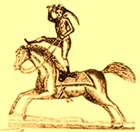 Année 1768 au Cirque