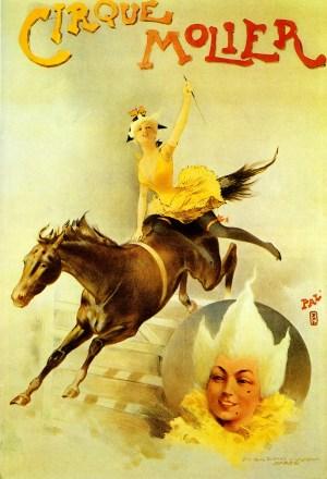 Blanche Allarty par Pal