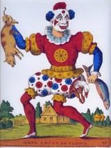 Louis - clown