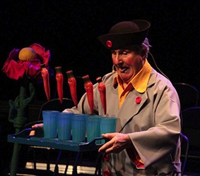Monsieur Drollo – Clown musical