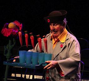 Monsieur Drollo – Clown musical