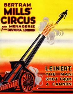Leinert - hommes projectiles