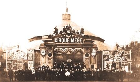 Le Cirque Mège à Lyon