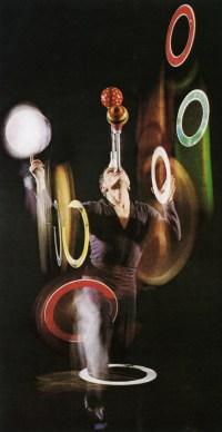 jonglerie asymétrique - Francis Brunn