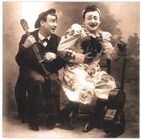 Orlando Averino et Antonio -photo