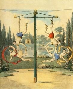 La troupe Averino au XIXème siècle - Orlando Averino