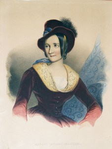 Marie Catherine Franconi - premier Cirque Olympique