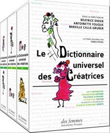 Dictionnaire des créatrices - Marika Maymard