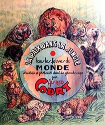 Alfred Court : La Paix dans la Jungle