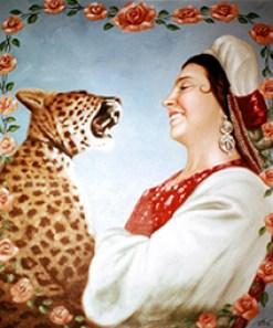Reine du Cirque - Rosa Bouglione