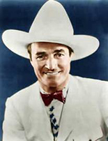 Tom Mix - portrait