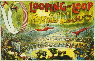 Wortley - looping the loop