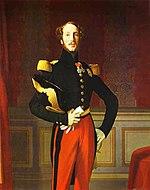 Le Duc d'Orléans - troisième Cirque Olympique