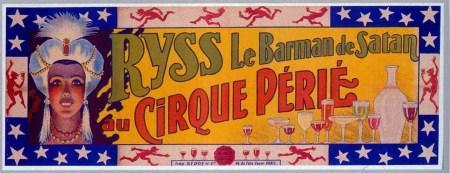 Ryss - illusionnistes