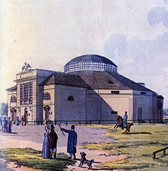 Année 1808 au Cirque