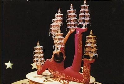 An-Hui - photo Yvon Kervinio - contorsionnistes