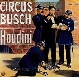 Houdini au Cirque