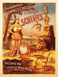 Les Schillys - contorsionnistes
