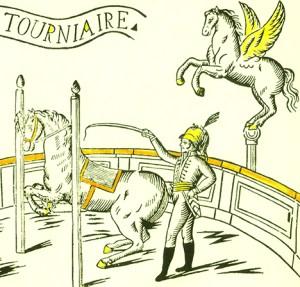 jacques Tourniaire - affiche Année 1808