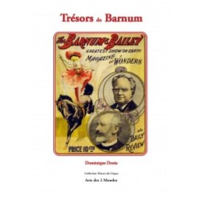 Couverture - Trésors de Barnum - D. Denis