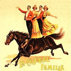 Lécusson – une famille équestre prestigieuse
