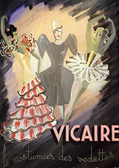 Gérard Vicaire, un créateur passionné…