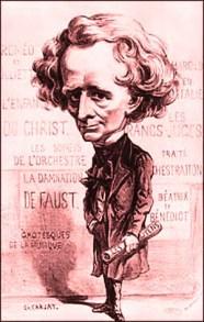 Hector Berlioz vu par  Carjat